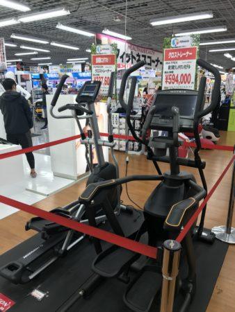 【実機展示】ヨドバシカメラ マルチメディア梅田店
